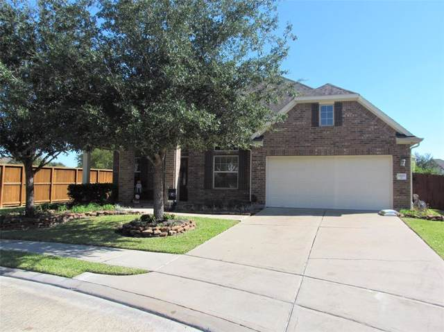 12602 Blossom Walk Court, Pearland, TX 77584 (MLS #31078612) :: The SOLD by George Team