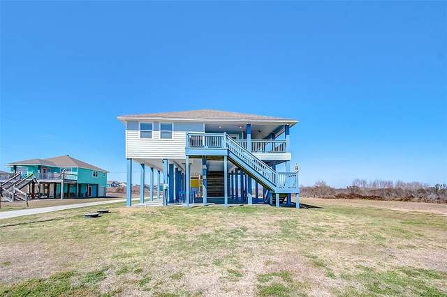 874 Mr G, Crystal Beach, TX 77650 (MLS #31084993) :: The SOLD by George Team