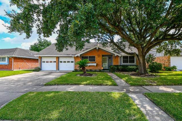 1923 Sieber Drive, Houston, TX 77017 (MLS #31097816) :: The Home Branch