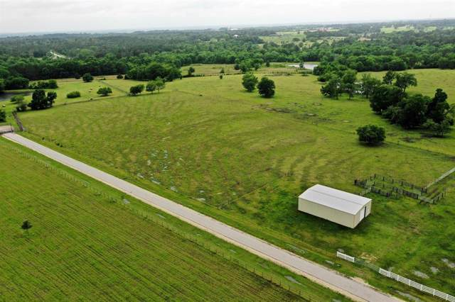 39 ACRES Bluegoose Drive, Montgomery, TX 77316 (MLS #31126389) :: Green Residential