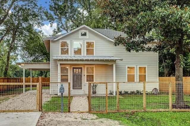 542 Wainwright Street, Houston, TX 77022 (MLS #31137820) :: All Cities USA Realty