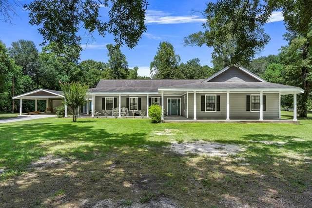 256 Lone Pine Drive, Huffman, TX 77336 (MLS #31139636) :: Ellison Real Estate Team