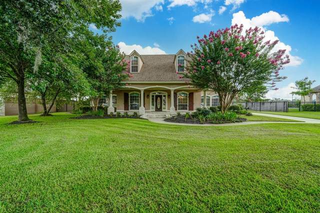 17027 Champions Lakeway, Tomball, TX 77375 (MLS #31151119) :: The SOLD by George Team