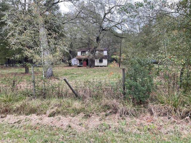 17405 Woods Drive, New Caney, TX 77357 (MLS #31152669) :: Caskey Realty