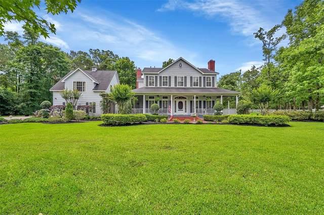 9319 Diamante Drive, Magnolia, TX 77354 (MLS #31160300) :: Ellison Real Estate Team