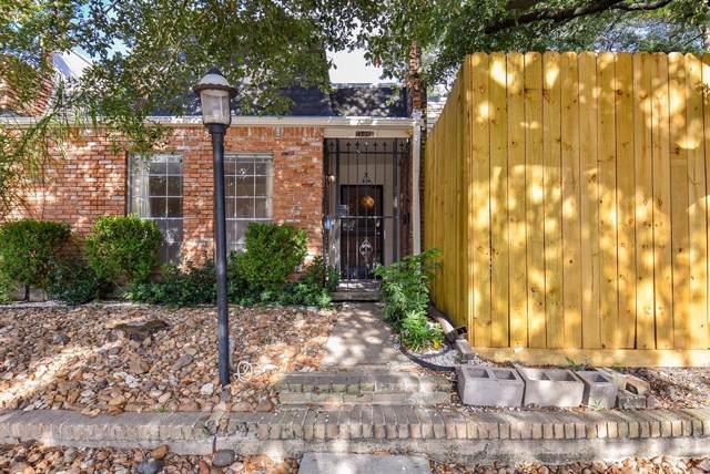 7500 West Loop S B, Bellaire, TX 77401 (MLS #31190727) :: The SOLD by George Team