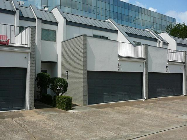 1300 Augusta Drive #33, Houston, TX 77057 (MLS #31196066) :: Texas Home Shop Realty