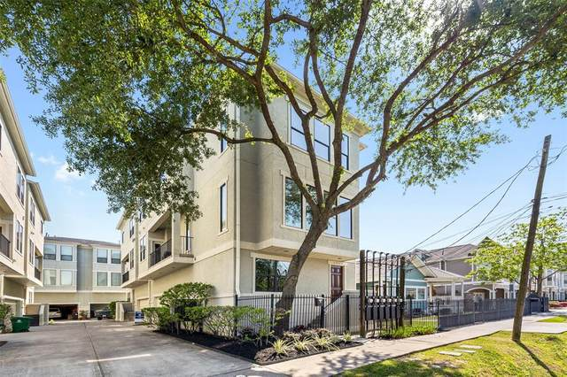 1320 W 25th Street F, Houston, TX 77008 (MLS #31200378) :: Rachel Lee Realtor