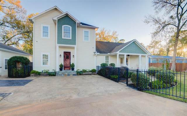 6110 Bender Road, Humble, TX 77396 (MLS #31206464) :: The Home Branch