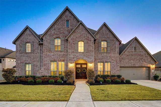 4802 Mesquite Terrace Drive, Manvel, TX 77578 (MLS #31215421) :: Green Residential