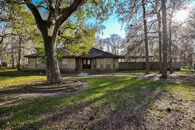 21003 Pecan Bend Road, Damon, TX 77430 (MLS #31219239) :: The Jennifer Wauhob Team