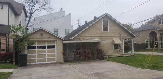 5720 Schuler Street, Houston, TX 77007 (MLS #31220309) :: Homemax Properties