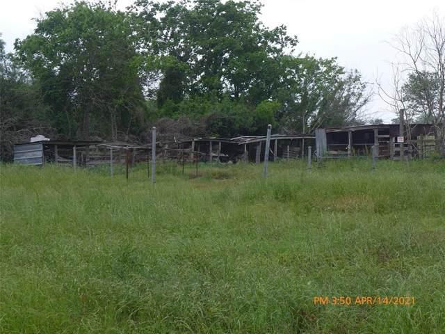 3416 Kurkendall Road, Beasley, TX 77417 (MLS #31226145) :: Guevara Backman
