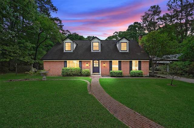 494 Hostetter Road, New Waverly, TX 77358 (MLS #31227049) :: Connell Team with Better Homes and Gardens, Gary Greene