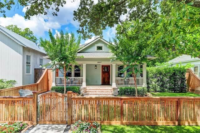 1817 Cortlandt Street, Houston, TX 77008 (MLS #31228014) :: The Sansone Group