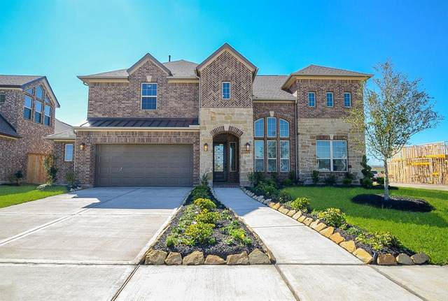2335 Ironwood Pass Drive, Missouri City, TX 77459 (MLS #31229079) :: Ellison Real Estate Team