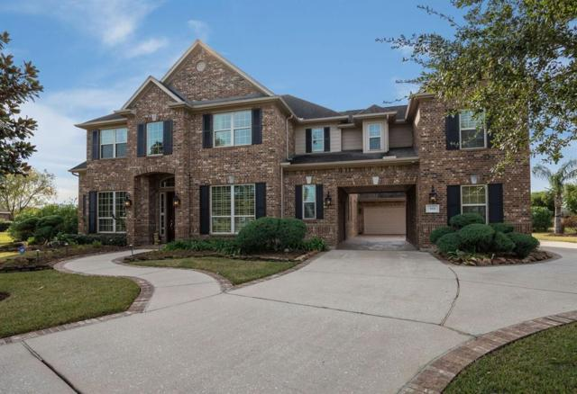 3901 Rockpoint Circle, League City, TX 77573 (MLS #31245199) :: The Kevin Allen Jones Home Team