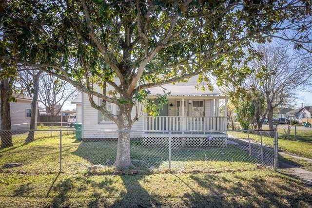 422 Avenue A, La Marque, TX 77568 (MLS #31258815) :: Michele Harmon Team