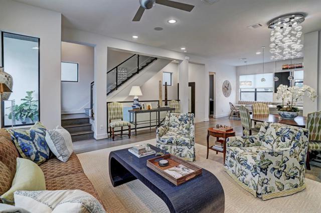 1707 Haddon Street, Houston, TX 77006 (MLS #3126197) :: Caskey Realty