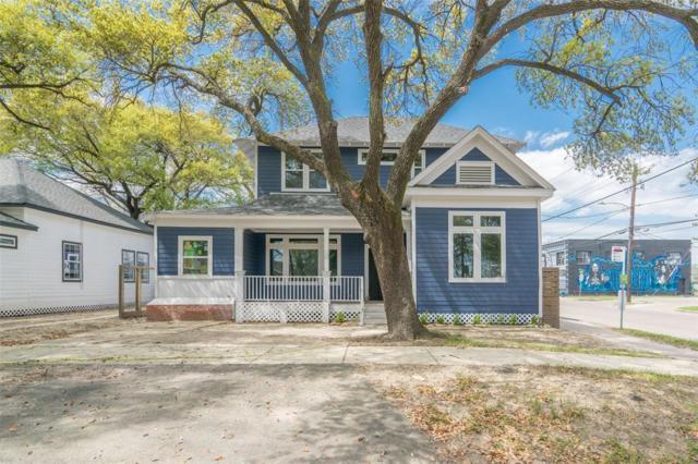 10 Stiles, Houston, TX 77011 (MLS #31265768) :: Texas Home Shop Realty