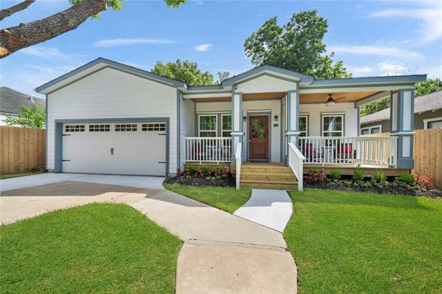 1506 Walton Street, Houston, TX 77009 (MLS #31271771) :: Green Residential