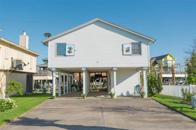 1011 Tiki Drive Drive, Tiki Island, TX 77554 (MLS #31278758) :: Michele Harmon Team