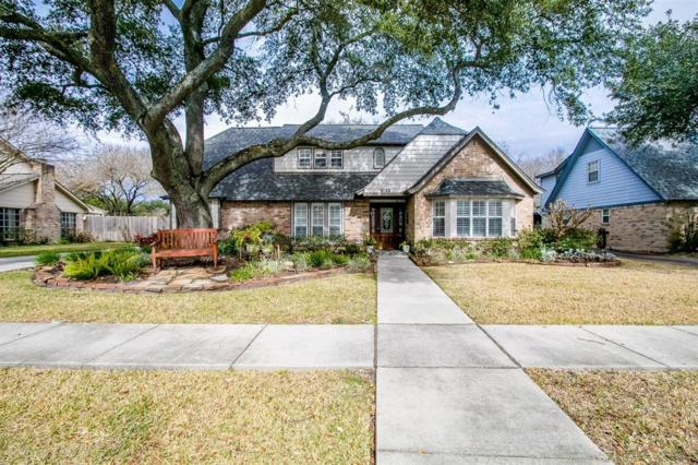 16122 Singapore Lane, Jersey Village, TX 77040 (MLS #31285803) :: The Bly Team