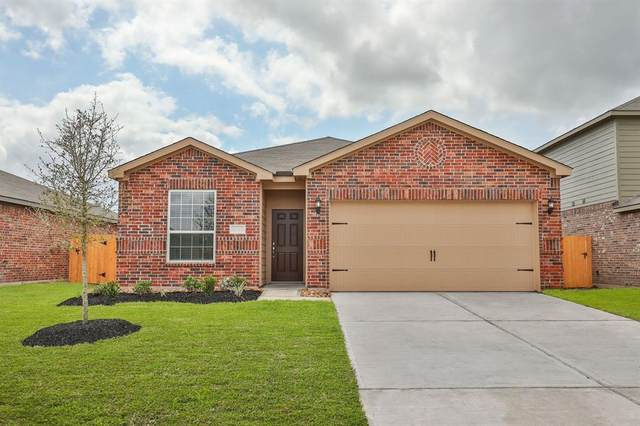 12309 Regatta Lane, Texas City, TX 77568 (MLS #31287918) :: Texas Home Shop Realty