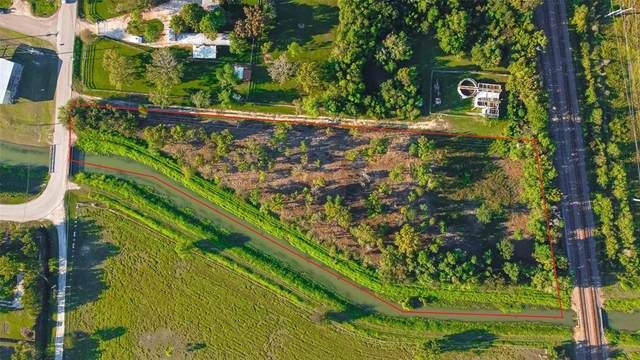 000 County Road 144 Off, Alvin, TX 77511 (MLS #31296507) :: The Heyl Group at Keller Williams
