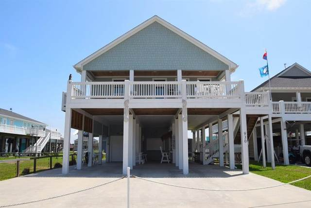 930 Seadrift Drive, Crystal Beach, TX 77650 (MLS #31298317) :: Michele Harmon Team