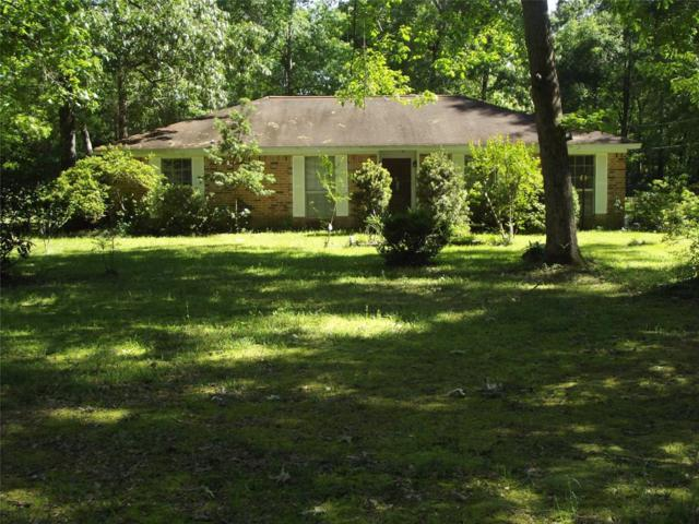 1582 Kingport Drive, Splendora, TX 77372 (MLS #31301329) :: The Bly Team