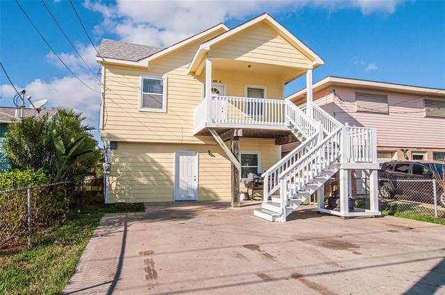 5802 Avenue R, Galveston, TX 77551 (MLS #31301890) :: My BCS Home Real Estate Group