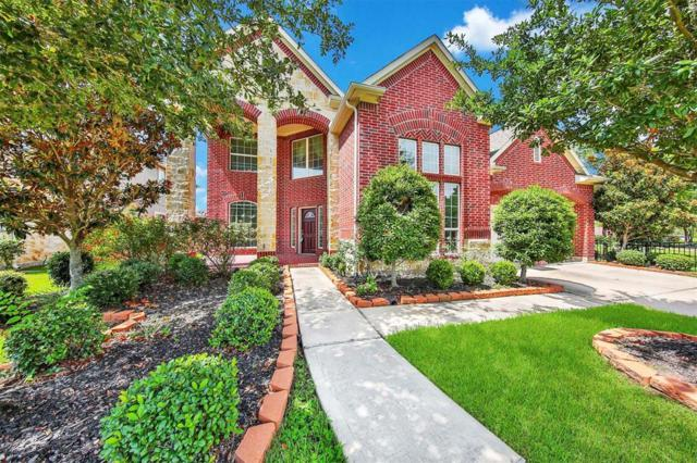 16906 Huttons Court Lane, Richmond, TX 77407 (MLS #31308338) :: The Johnson Team