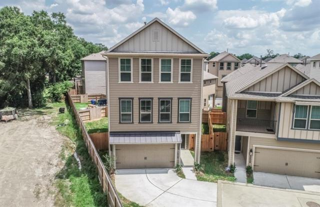 9303 Central Park Vista Lane, Houston, TX 77080 (MLS #31321471) :: The SOLD by George Team