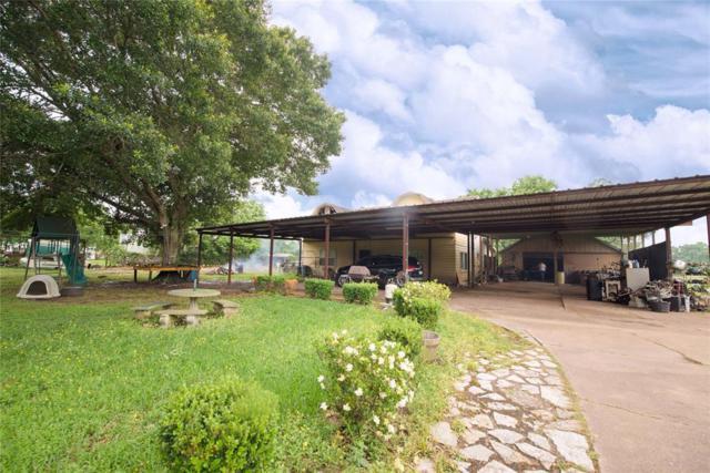 2510 Nail Road, Fresno, TX 77545 (MLS #31344125) :: Texas Home Shop Realty