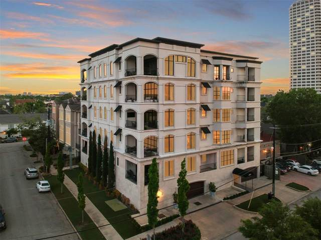 2221 Welch Street #401, Houston, TX 77019 (MLS #31348416) :: All Cities USA Realty