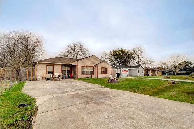3509 Grassmere Street, Houston, TX 77051 (MLS #31348577) :: The Parodi Team at Realty Associates