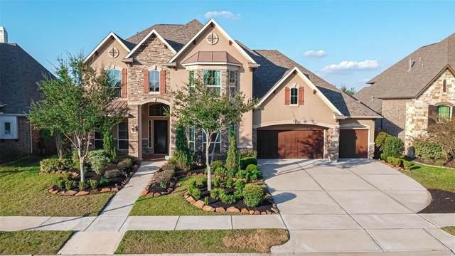 17318 Daylamani Drive, Richmond, TX 77407 (MLS #31353616) :: The Sansone Group