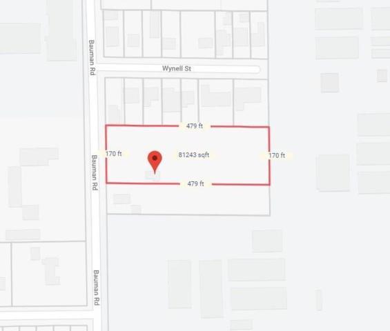 9302 Bauman Road, Houston, TX 77022 (MLS #31365652) :: Texas Home Shop Realty