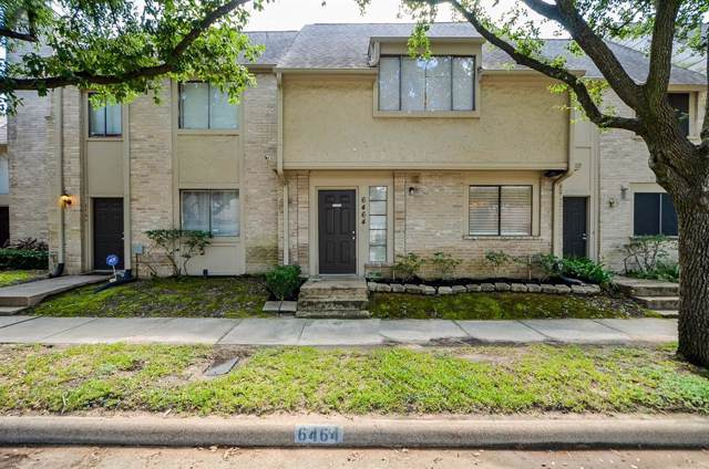 6464 Alisa Lane, Houston, TX 77084 (MLS #31376360) :: Ellison Real Estate Team