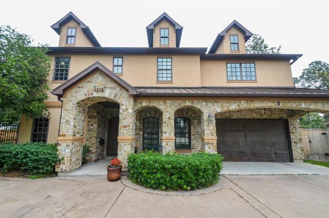 8814 Cedarbrake Drive, Spring Valley Village, TX 77055 (MLS #31378166) :: Texas Home Shop Realty