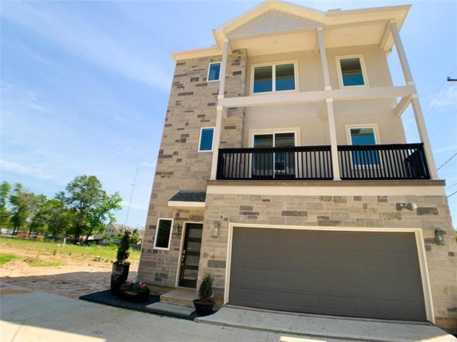 1430 W W 34th 1/2 Street, Houston, TX 77018 (MLS #31379652) :: The Home Branch