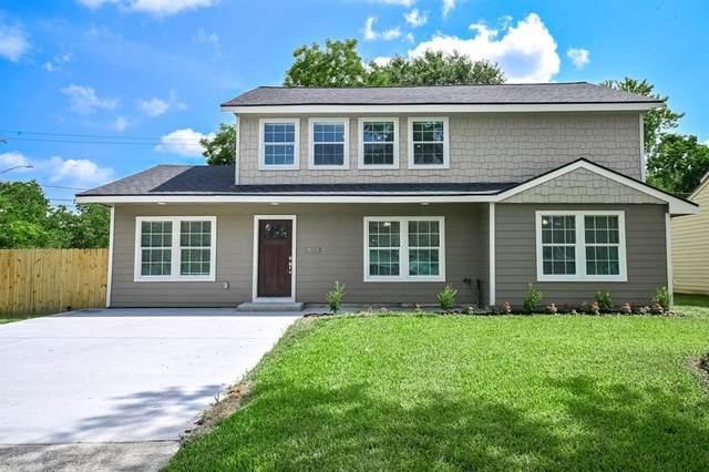 3803 Daphne Street, Houston, TX 77021 (MLS #31409450) :: Ellison Real Estate Team