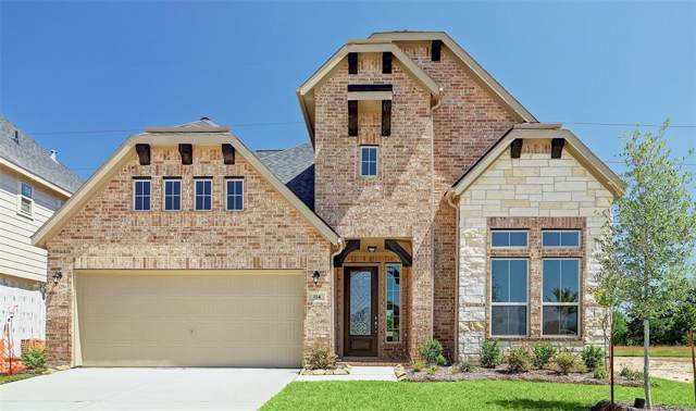 114 Covington Court, Tomball, TX 77375 (MLS #31412286) :: The Parodi Team at Realty Associates