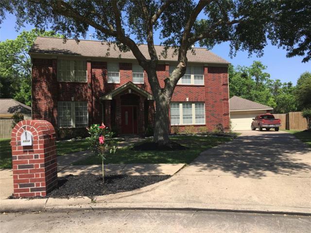 1713 Keystone Drive, Friendswood, TX 77546 (MLS #31415060) :: Texas Home Shop Realty