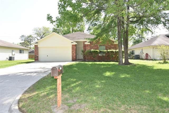 17034 Port O Call Street, Crosby, TX 77532 (MLS #31427585) :: Homemax Properties