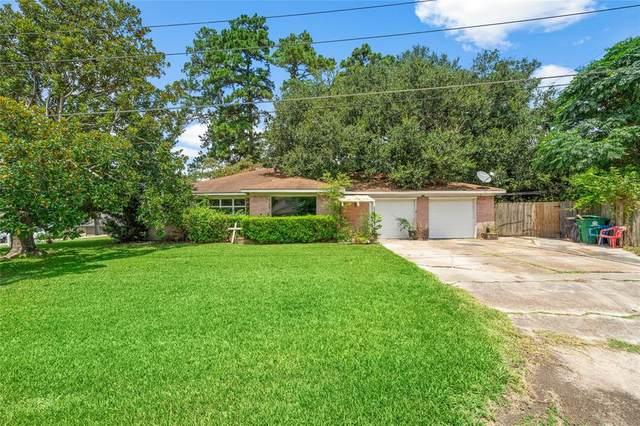 203 Moose Jaw Lane, Houston, TX 77336 (MLS #31427869) :: Caskey Realty