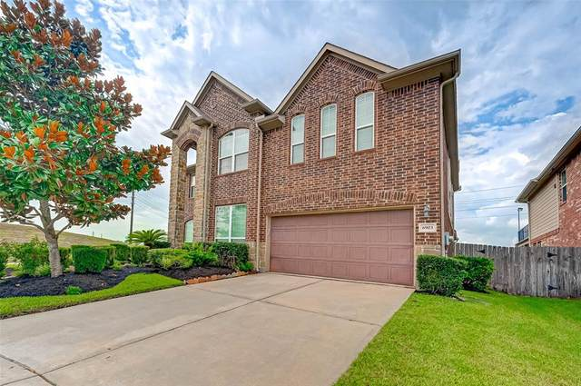 6903 Moreleigh Branch Drive, Missouri City, TX 77459 (MLS #31433859) :: The Sansone Group