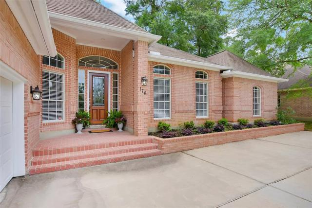 174 Park Way, Conroe, TX 77356 (MLS #31439536) :: The SOLD by George Team