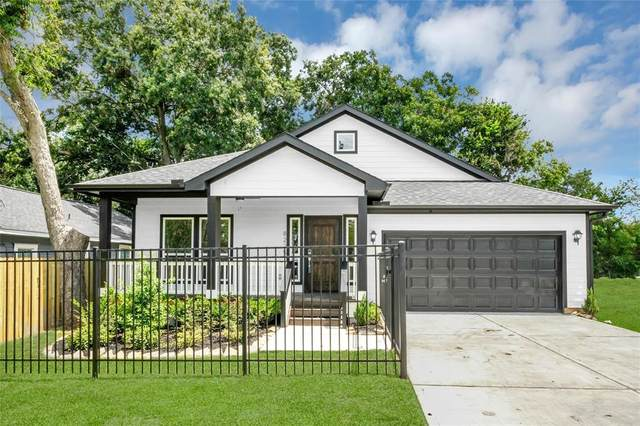 8225 Grandview Street, Houston, TX 77051 (MLS #31440309) :: The SOLD by George Team
